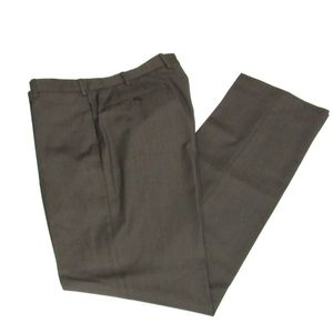 Incotex Super 100's Wool Dress Pants